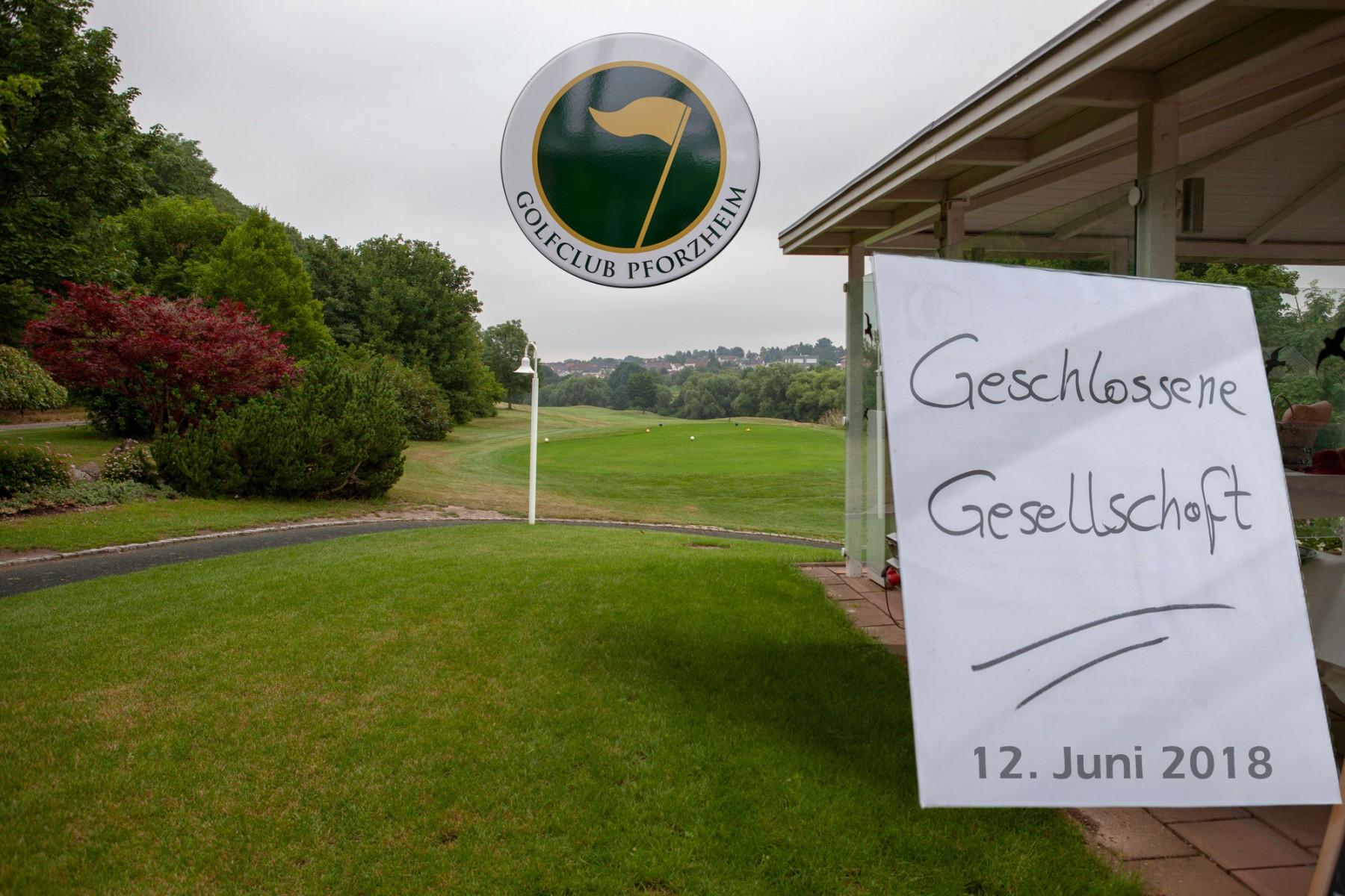 Golfclub, 12. Juni 2018