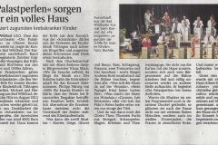 Schwarzwälder Bote, Benefiz Bad Wildbad 2014